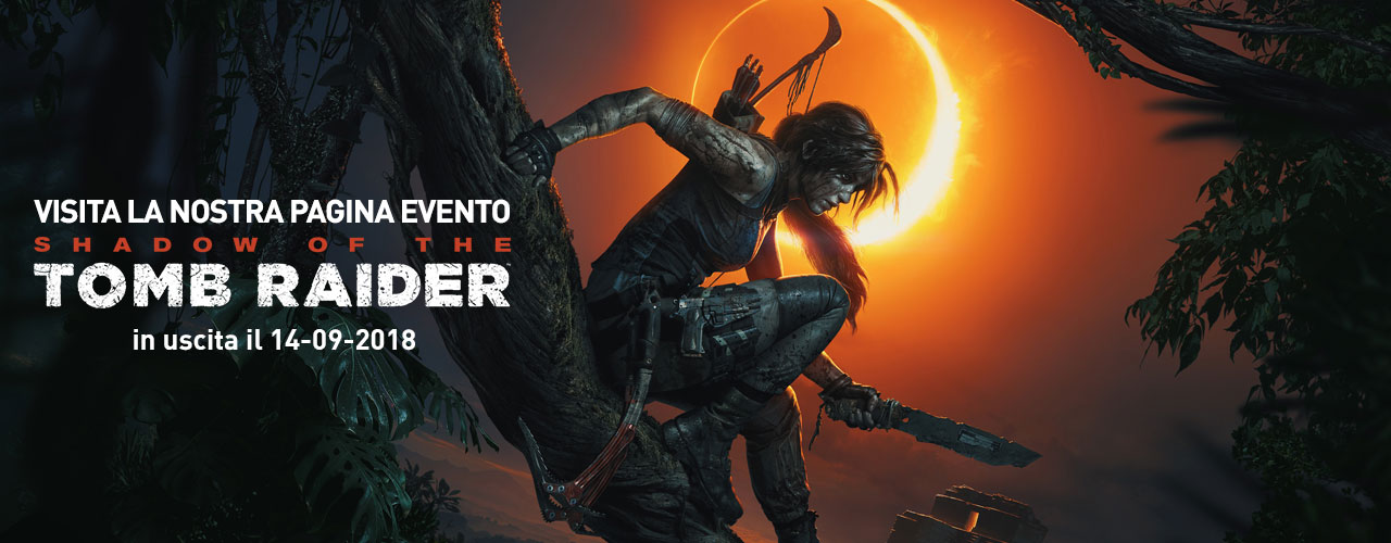 World of Tomb Raider