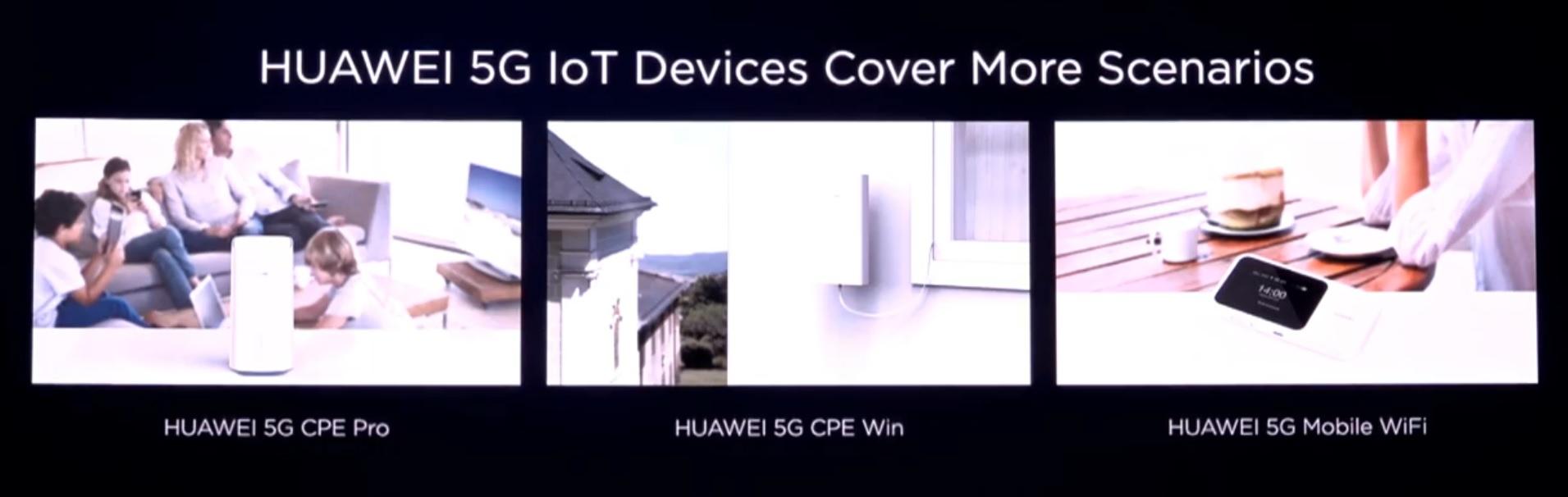 Huawei: ufficiali i nuovi router per il 5G, ecco tutti i dettagli