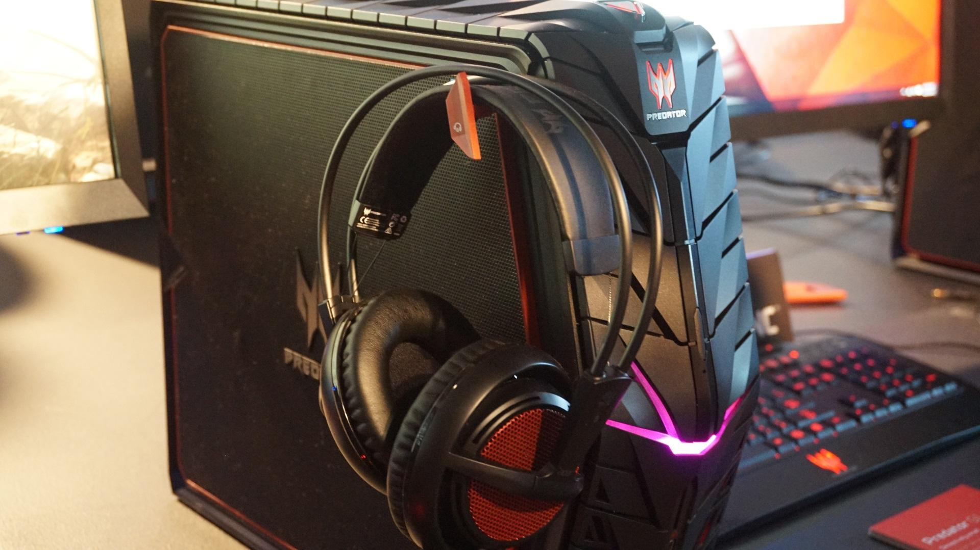 Recensione Acer Predator Headset